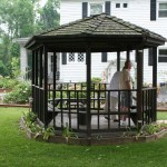 Mann House Gazeebo